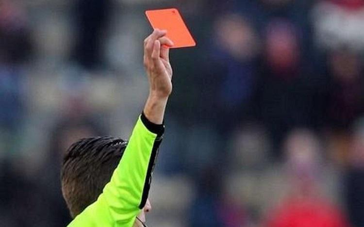 Serie A: i giocatori squalificati che saltano il prossimo turno