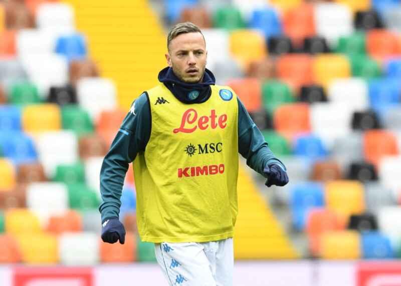 Rrahmani Udinese-Napoli