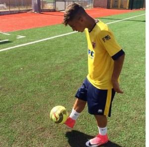 VINCENZO ALFIERI – Un altro gioiellino del Benevento calcio