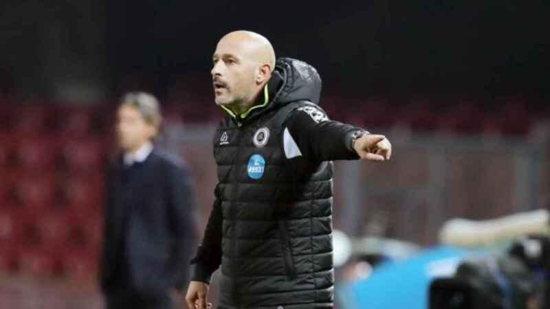 """Spezia, Italiano: """"Napoli? Grande squadra, ma noi vogliamo smuovere le classifica"""""""