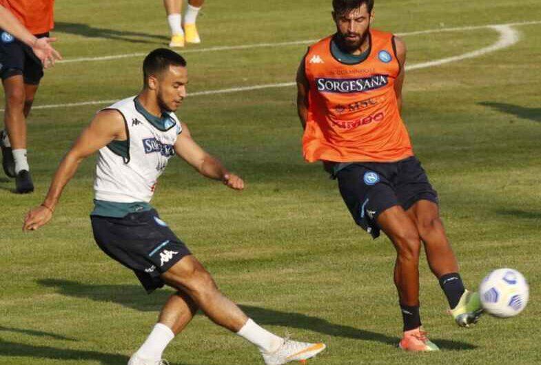 Adam Ounas, in prestito dal Napoli al Crotone: fino a fine stagione