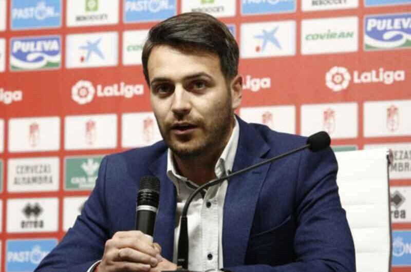 """Sanchez Ds. Granada: """"Cercheremo di rendere vita difficile al Napoli. La nostra forza è il gruppo"""""""