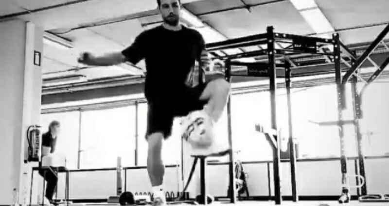 VIDEO – Dries Mertens, continua la riabilitazione in Belgio