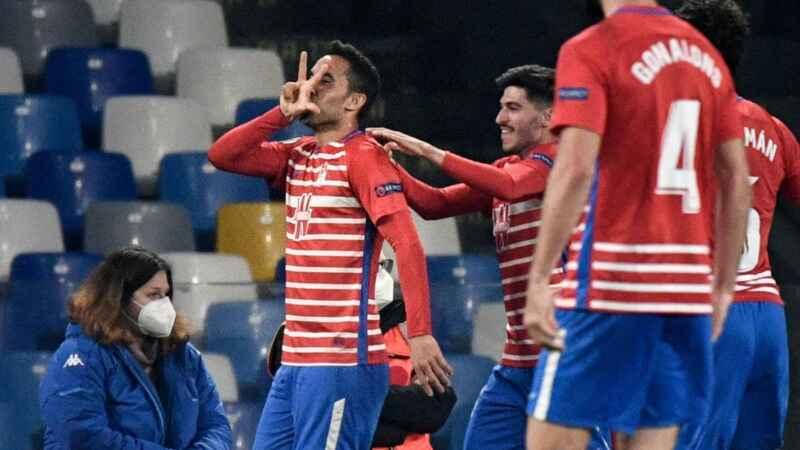 """Granada, parla Montoro: """"Questo il mio primo gol europeo, Gattuso? E' passata la squadra migliore"""""""