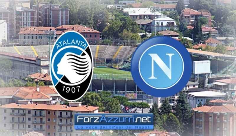 Atalanta-Napoli, streaming e tv: dove vedere la 23a giornata di Serie A
