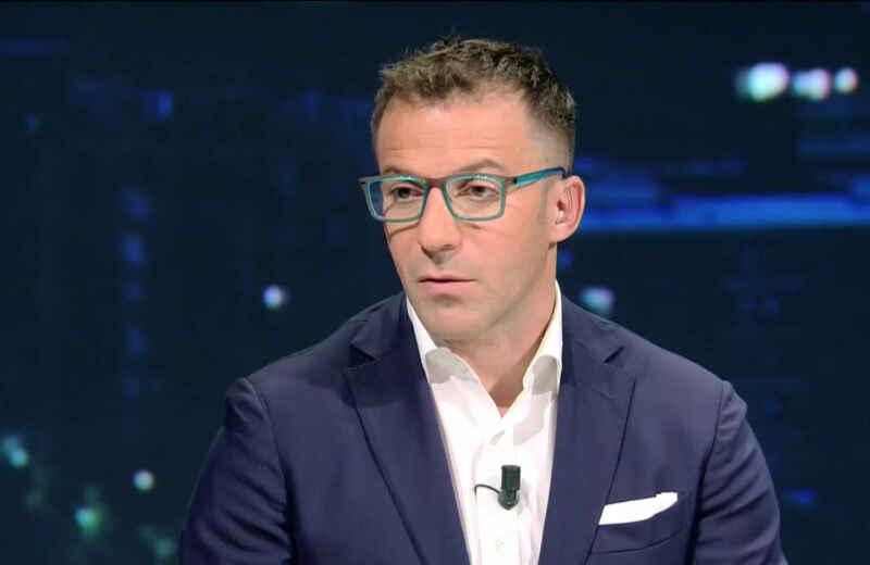 """Del Piero: """"La Juve ha subito tre rimonte e prima non succedeva, Allegri? Ecco cosa penso…"""""""