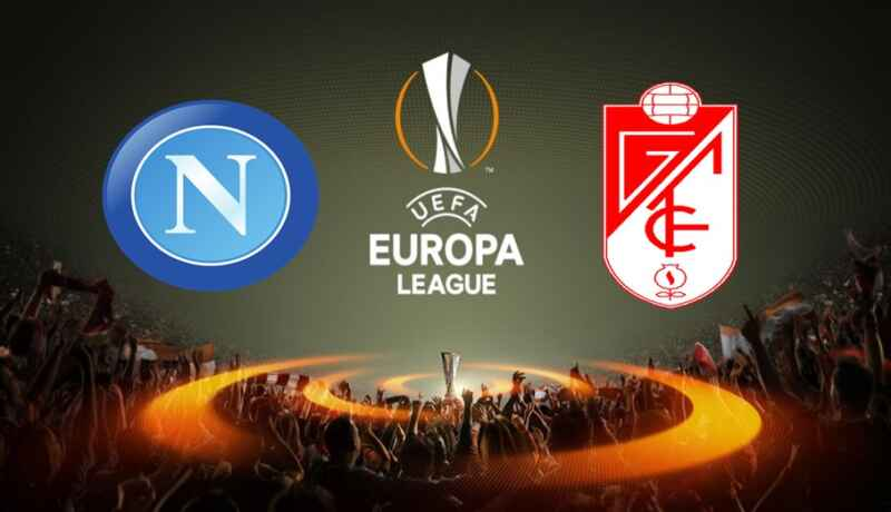 Napoli-Granada, streaming e tv: dove vedere l'Europa League