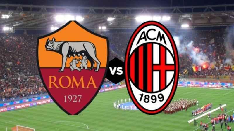 Roma-Milan, streaming e tv: dove vedere la 24a giornata di Serie A
