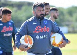 Europa League, Gattuso: provati 4 5 moduli diversi per il match contro il Granada