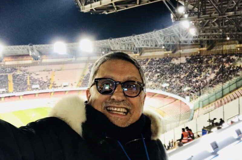 Napoli: Carlo Alvino difende Insigne e zittisce un tifoso in diretta