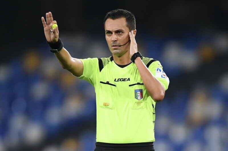 Arbitri & Arbitri – Marco Di Bello è l'arbitro di Atalanta-Napoli
