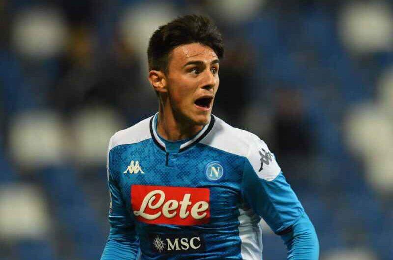 """Napoli, il centrocampista Elmas: """"Contro l'Atalanta serve una prestazione di alto livello"""""""