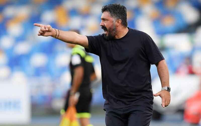 Gattuso, pace con De Laurentiis: forse resta a Napoli anche la prossima stagione