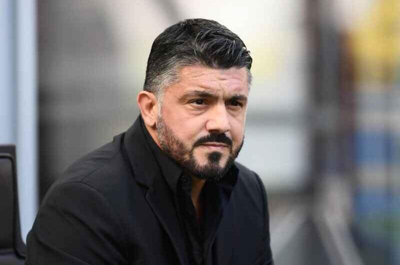 """Napoli-Granada, Gattuso: """"Abbiamo molte assenze, ma ci crediamo"""""""