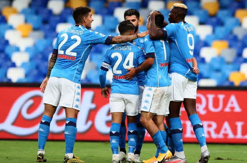 Napoli, infortunio per Lozano ed Ospina: stop anche per loro
