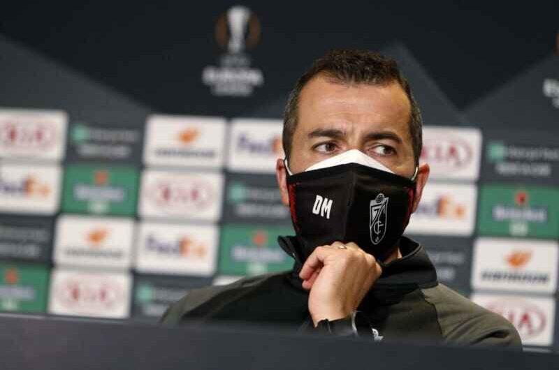 """Granada-Napoli, il tecnico spagnolo Martinez: """"Vogliamo batterli"""""""