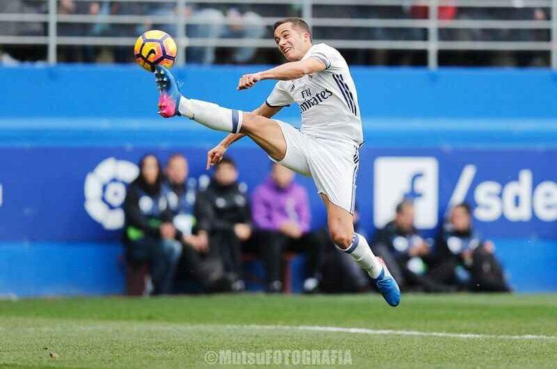 Calciomercato, il Napoli sfida il Milan per Lucas Vazquez