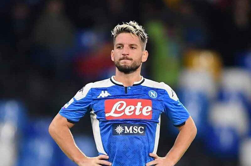 Calciomercato – Napoli, l'Inter torna forte su Dries Mertens