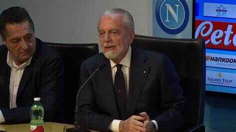 Napoli, ecco quando potrebbe terminare il silenzio stampa