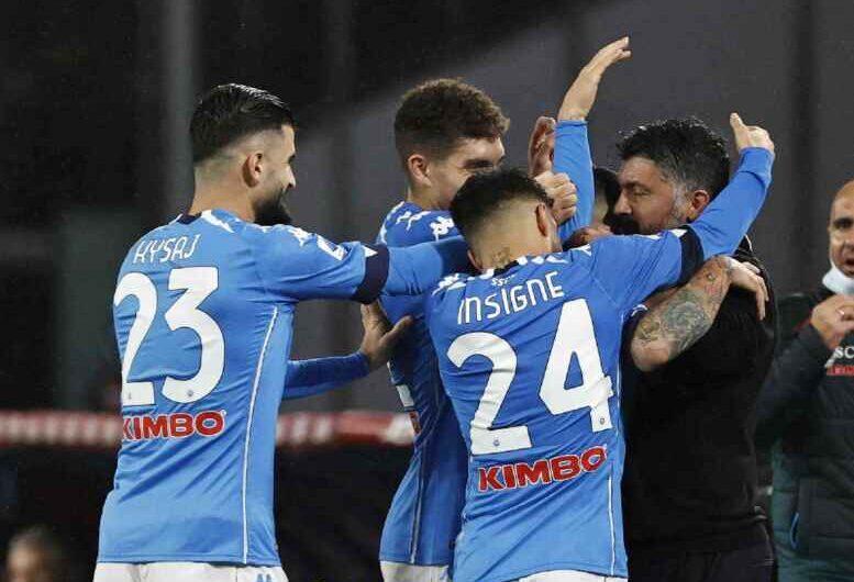 Napoli: confronto tra Gattuso e la squadra, il tecnico suona la carica