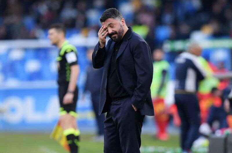 Calciomercato Napoli: chi è il traghettatore al posto di Gattuso