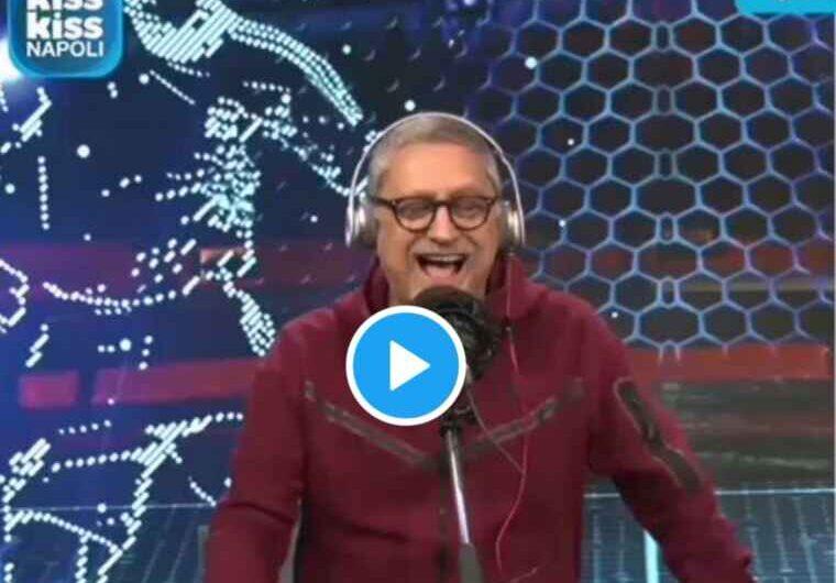 VIDEO – Alvino, insolita apertura di trasmissione: grandi risate, c'entra la Juve?
