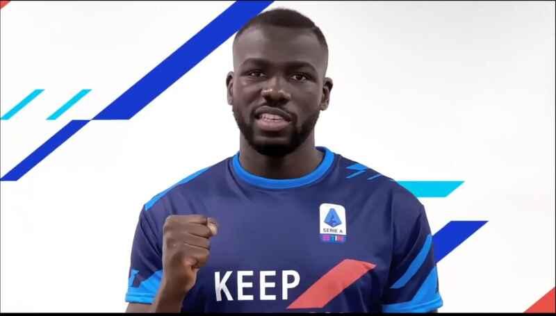 La SSC NAPOLI pubblica il video Serie A contro il razzismo: Koulibaly e Ounas tra i protagonisti