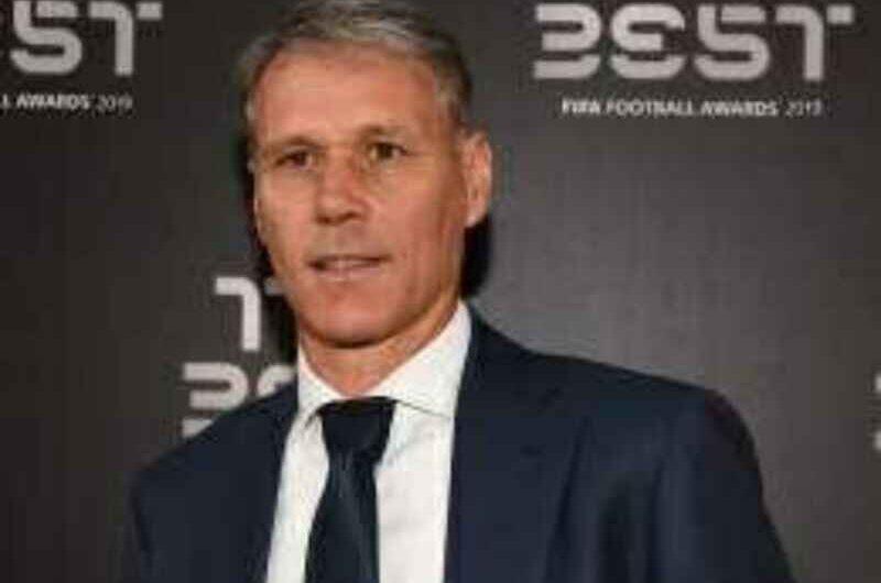 """Van Basten, accuse pesanti: """"Scudetto del '90, fecero di tutto per favorire il Napoli"""""""