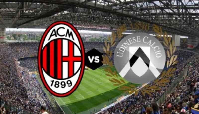 Milan-Udinese, streaming e tv: dove vedere la 14a giornata di Serie A