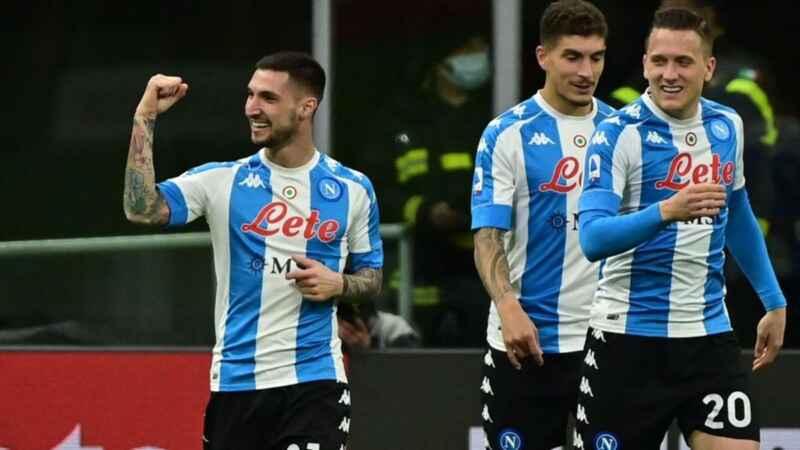 Corsa Champions, il Napoli riapre i giochi per tutti