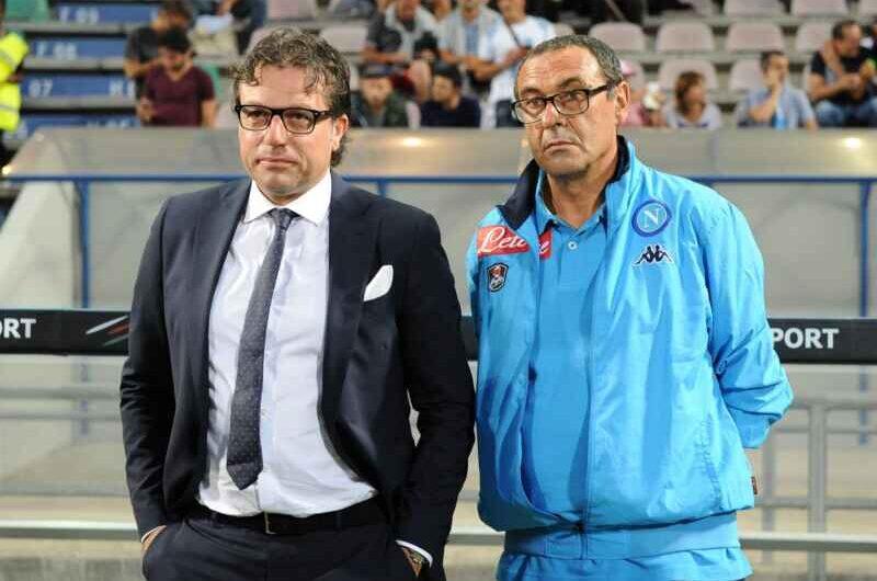 """Fedele: """"Giuntoli e ADL hanno già deciso, Sarri sarà il prossimo allenatore"""""""