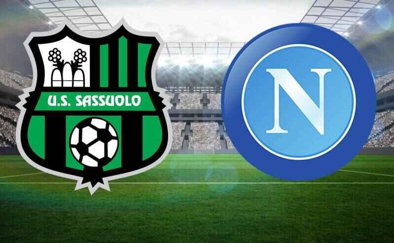 Sassuolo-Napoli, streaming e tv: dove vedere la 25a giornata di Serie A