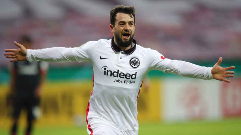 """Younes: """"Felice all'Eintracht, mi hanno voluto a tutti i costi"""""""