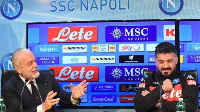 Gattuso out…anzi no! ADL riflette sul futuro della panchina del Napoli