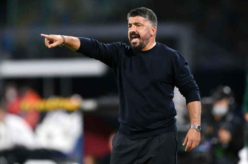 Napoli-Bologna, Gattuso ha qualche dubbio. La probabile formazione azzurra