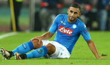Ghoulam infortunio
