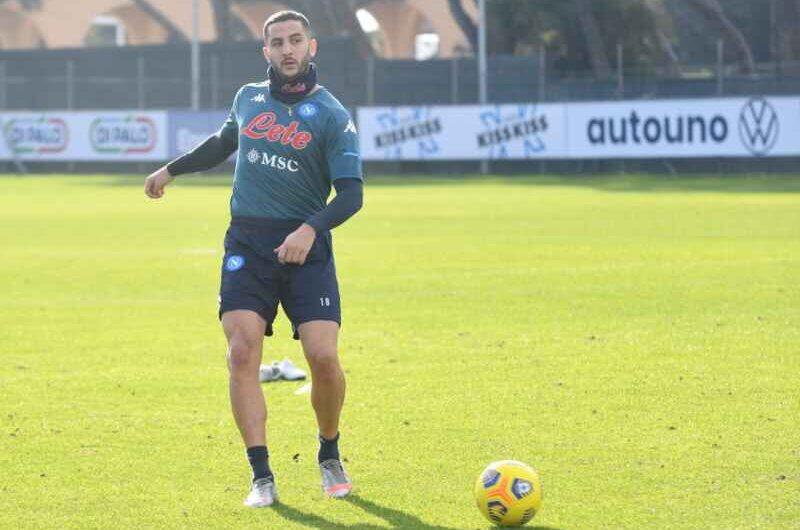Napoli: niente riposo per Manolas ed Elmas, i due hanno deciso di allenarsi in solitudine