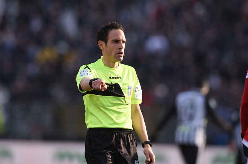 Arbitri & Arbitri – Valerio Marini è l'arbitro di Sassuolo-Napoli