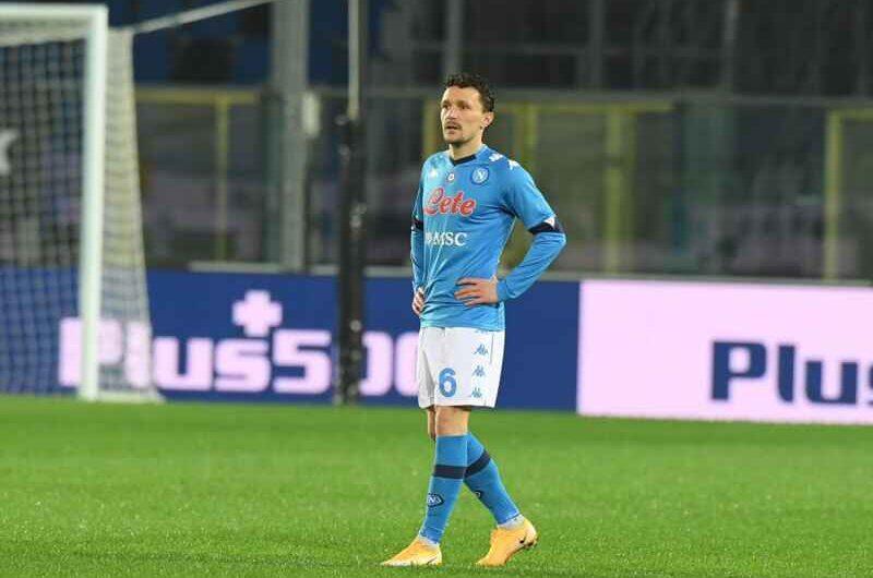 Napoli: Gattuso allontana Mario Rui dall'allenamento, utilizzati toni duri