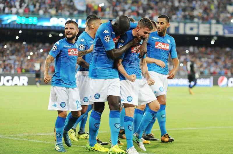 Napoli, la squadra basa il suo futuro su quattro giocatori
