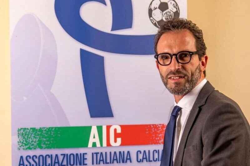 """AIC, Calcagno: """"Tifosi allo stadio per gli Europei? Lo speriamo, dipende tutto dai vaccini"""""""