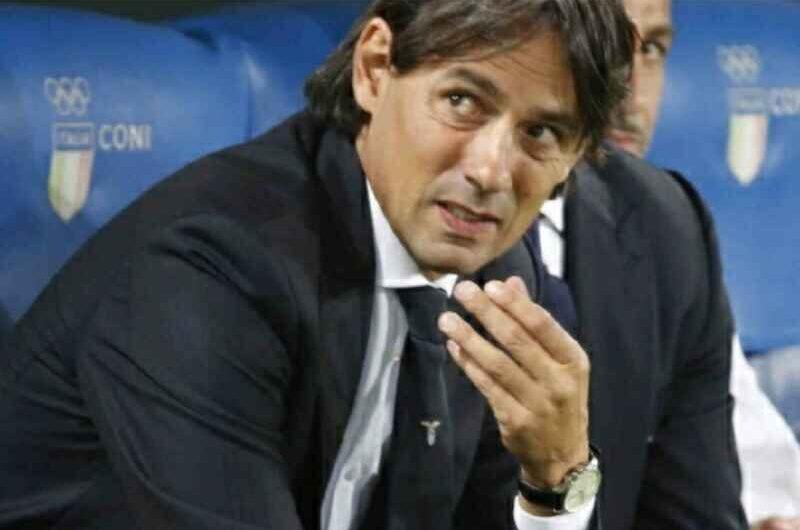 """Simone Inzaghi sottolinea: """"La Lazio è la prima scelta, senza se e senza ma"""""""