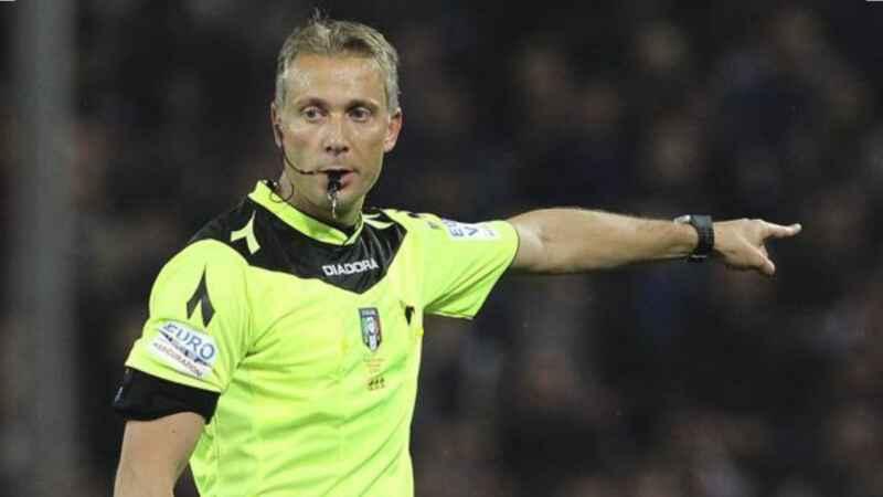 UFFICIALE – Sampdoria-Napoli, sarà diretta da Valeri: la sestina completa