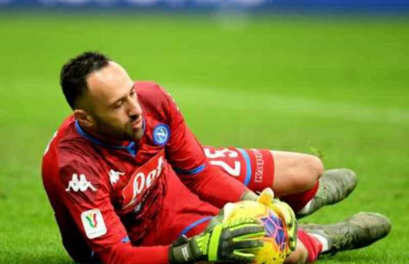 Report Napoli: Ospina, nuovo infortunio muscolare: esito esami