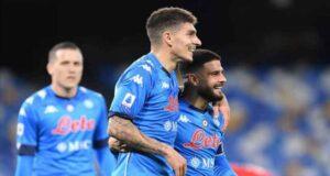 Covid-19    Napoli    tensione per tre azzurri    i tempi d'incubazione non sono ancora scaduti