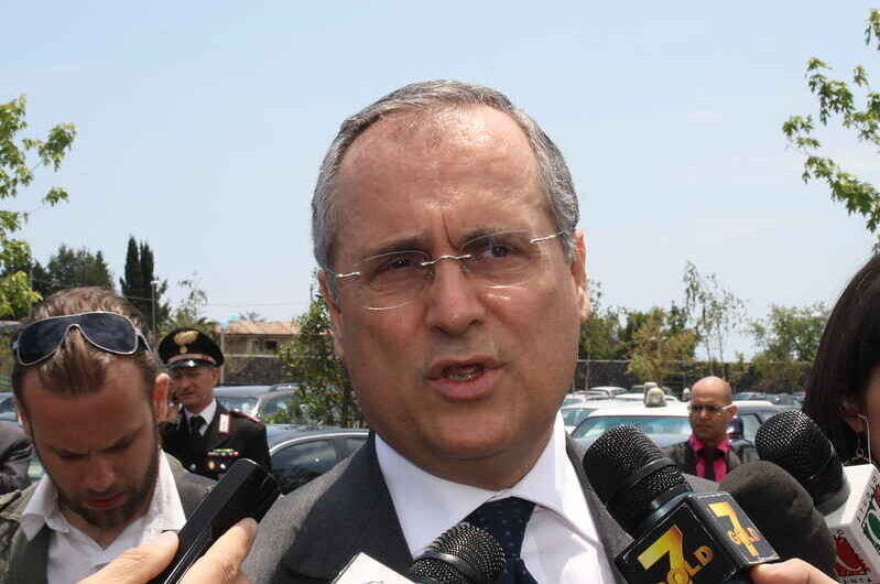 """FIGC, Gravina avverte Lotito: """"Deve cedere la Salernitana nei tempi previsti"""""""