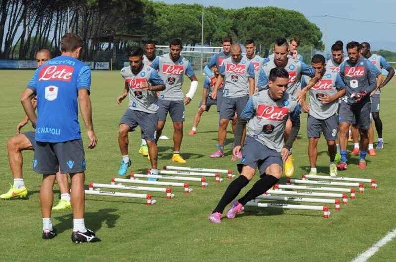 Napoli, due giorni di riposo per i giocatori: allenamento fissato a mercoledì