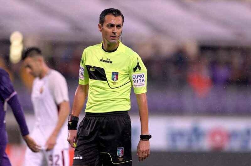 Arbitri&Arbitri – Marco Di Bello è l'arbitro di Napoli-Lazio