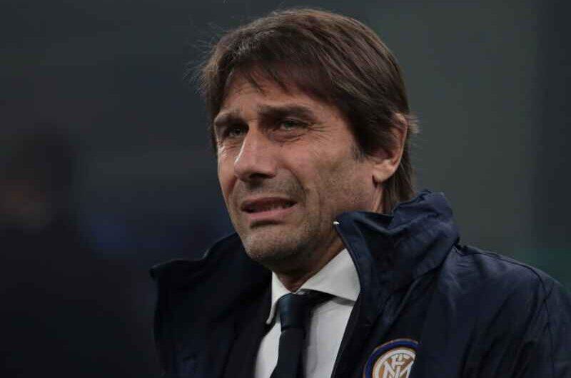 """Napoli-Inter, Conte: """"In passato l'avremmo persa, gli azzurri sono da scudetto"""""""