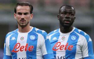 Napoli, calciomercato: Fabian più sacrificabile di Koulibaly
